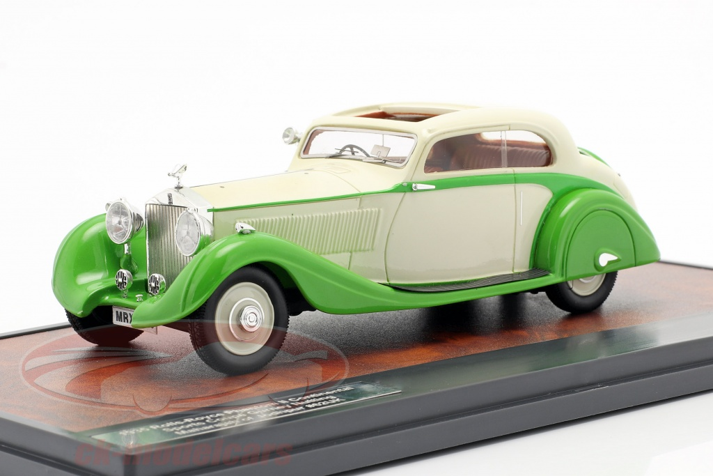 matrix-1-43-rolls-royce-phantom-ii-continental-sports-coupe-1935-grn-flde-mx41705-091/