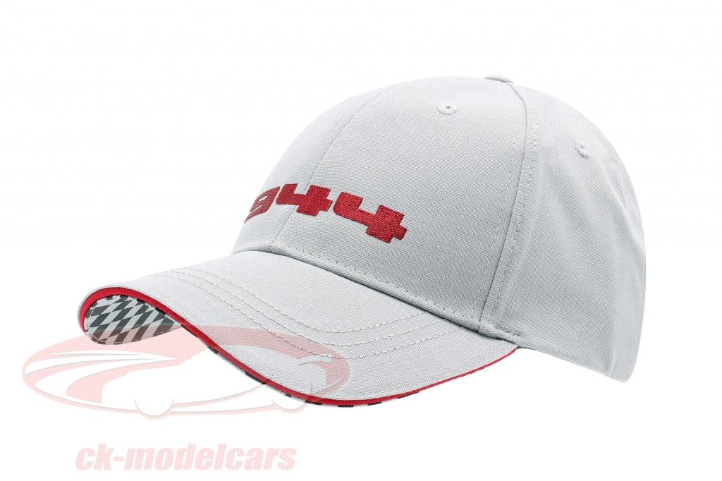 porsche-944-baseball-cap-grigio-rosso-wap4200010k/