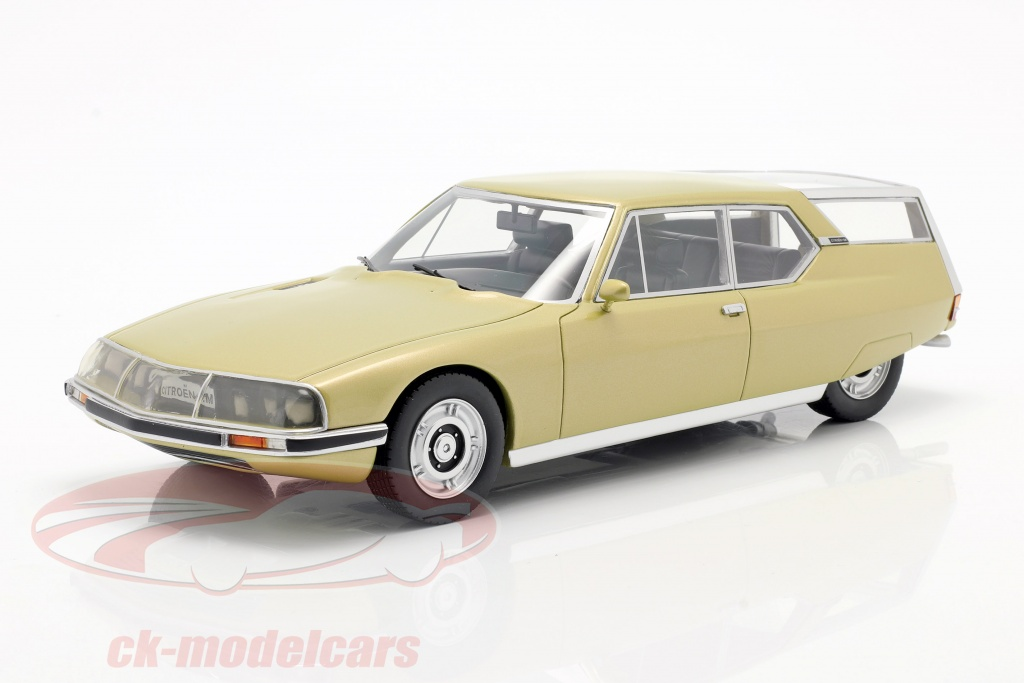 schuco-1-18-citroen-sm-shooting-brake-baujhar-1970-1975-gold-metallic-450021200/