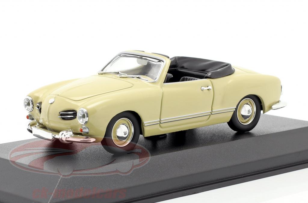 minichamps-1-43-volkswagen-vw-karmann-ghia-cabriolet-1955-creme-beige-940051031/