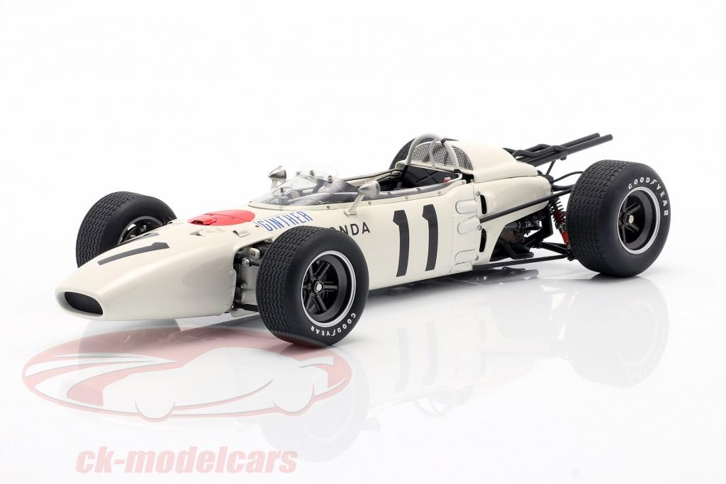 autoart-1-18-richie-ginther-honda-ra272-no11-gagnant-gp-mexique-formule-1-1965-86597/