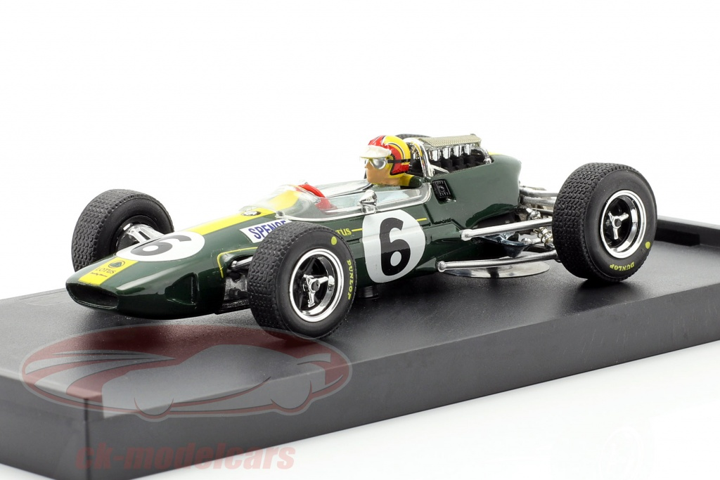 brumm-1-43-mike-spence-lotus-33-no6-italy-gp-f1-1965-with-figure-r591-ch/