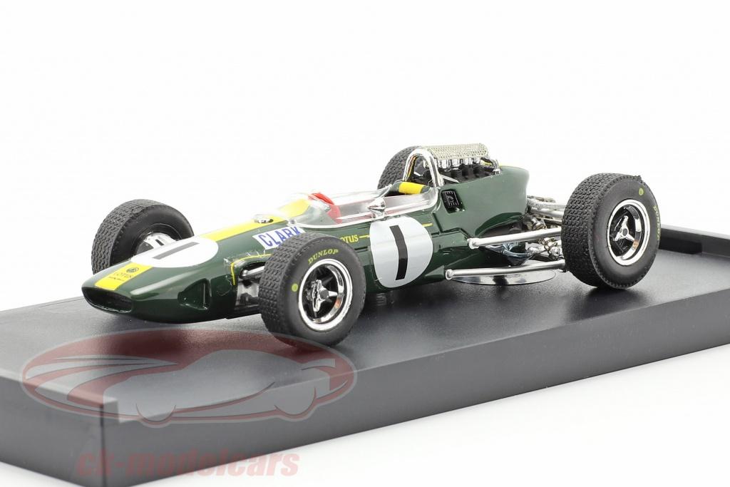 brumm-1-43-jim-clark-lotus-33-no1-verdensmester-tyskland-gp-formel-1-1965-r592/