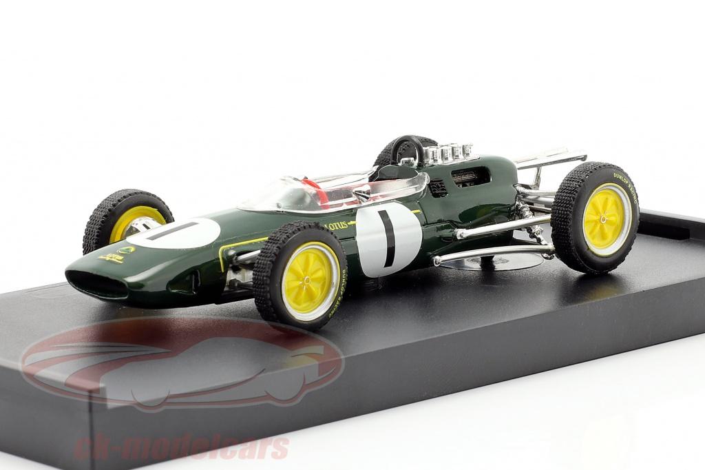 brumm-1-43-jim-clark-lotus-25-no1-gagnant-belge-gp-champion-du-monde-formule-1-1963-r331/