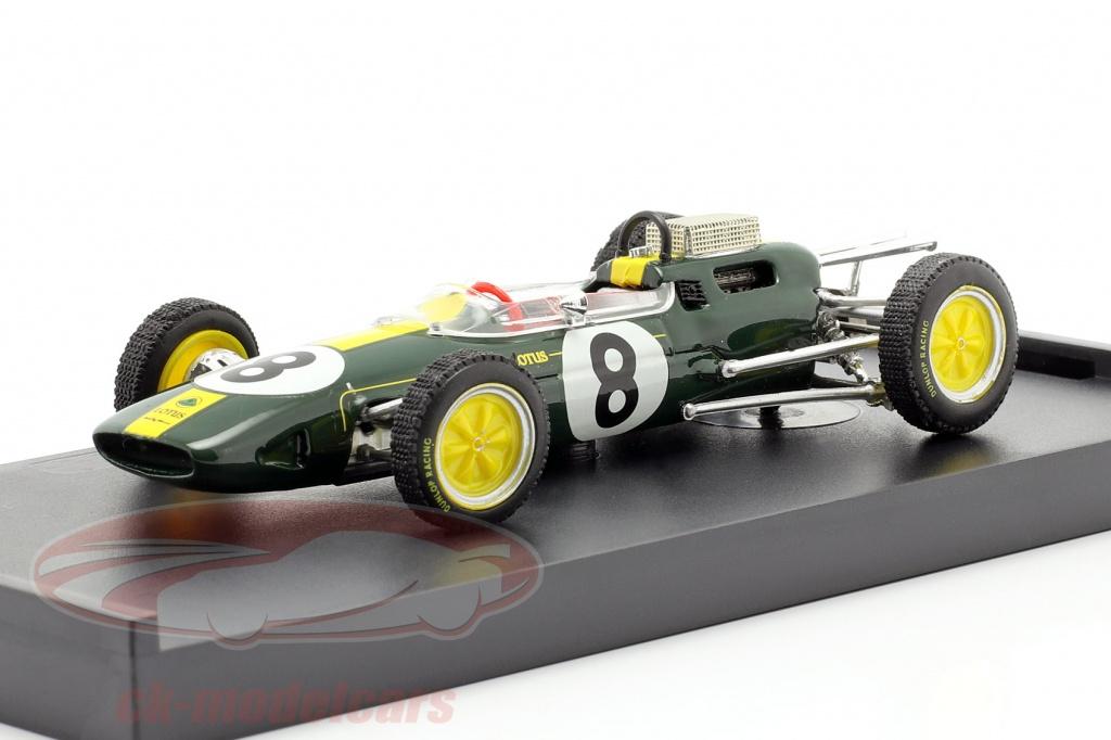 brumm-1-43-jim-clark-lotus-25-no8-winnaar-italiaans-gp-wereldkampioen-formule-1-1963-r332/