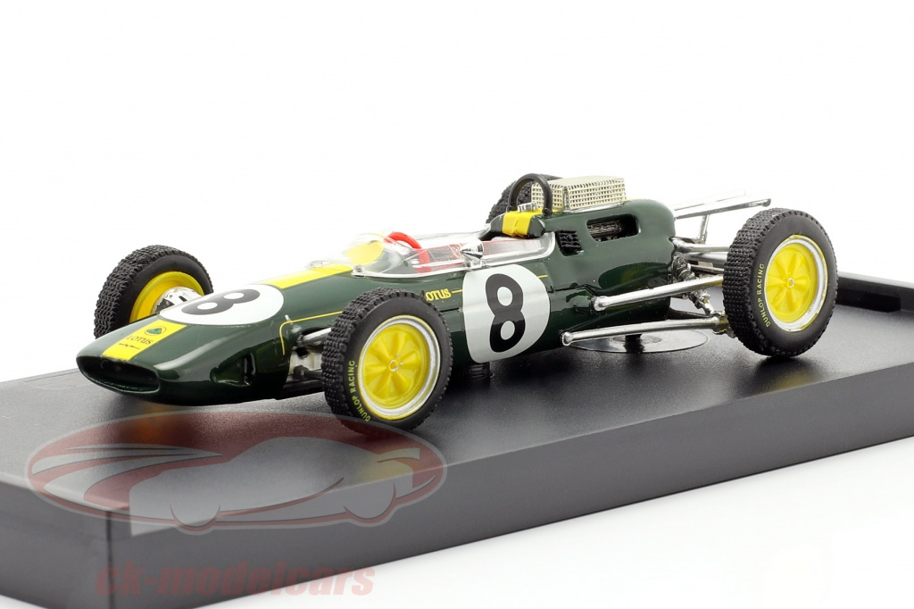 brumm-1-43-jim-clark-lotus-25-no8-winner-italien-gp-world-champion-formel-1-1963-r332/