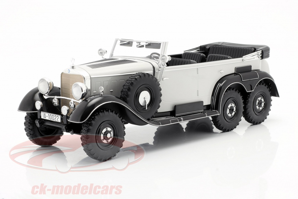 modelcar-group-1-18-mercedes-benz-g4-w31-ano-de-construccion-1934-1939-gris-claro-mcg18208/