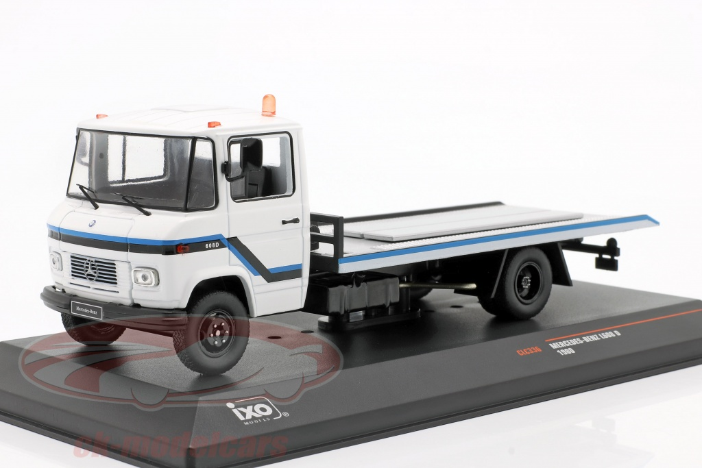 ixo-1-43-mercedes-benz-l608-d-abschleppwagen-baujahr-1980-weiss-clc336/