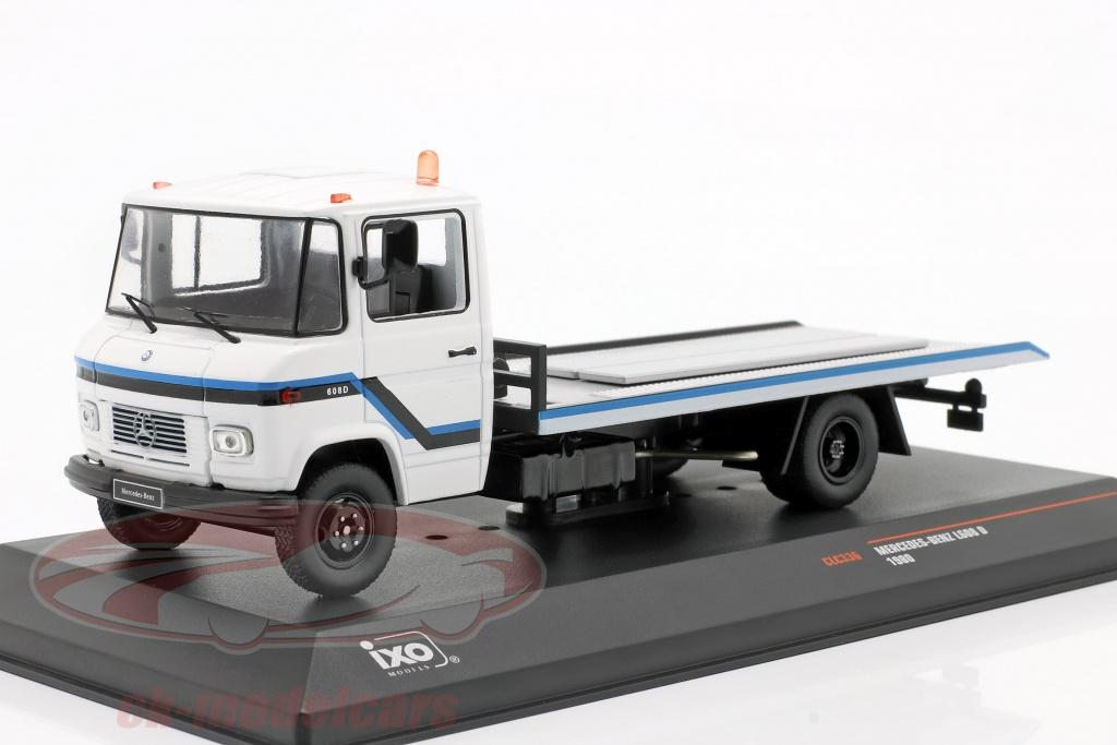 ixo-1-43-mercedes-benz-l608-d-depanneuse-annee-de-construction-1980-blanc-clc336/