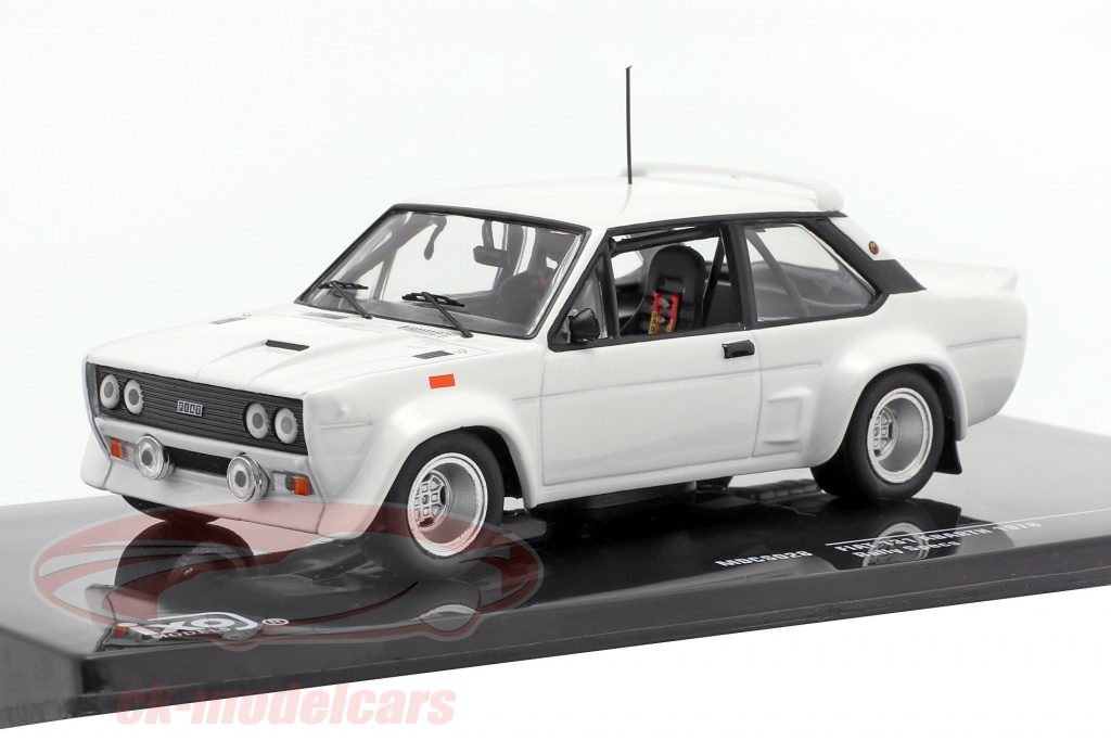 ixo-1-43-fiat-131-abarth-1978-rally-specs-plain-body-version-wit-mdcs028/