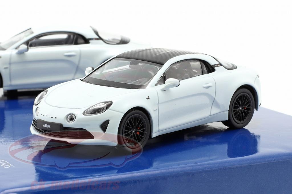 norev-1-43-2-car-set-alpine-a110-pure-a110s-bygger-2019-hvid-s17867/