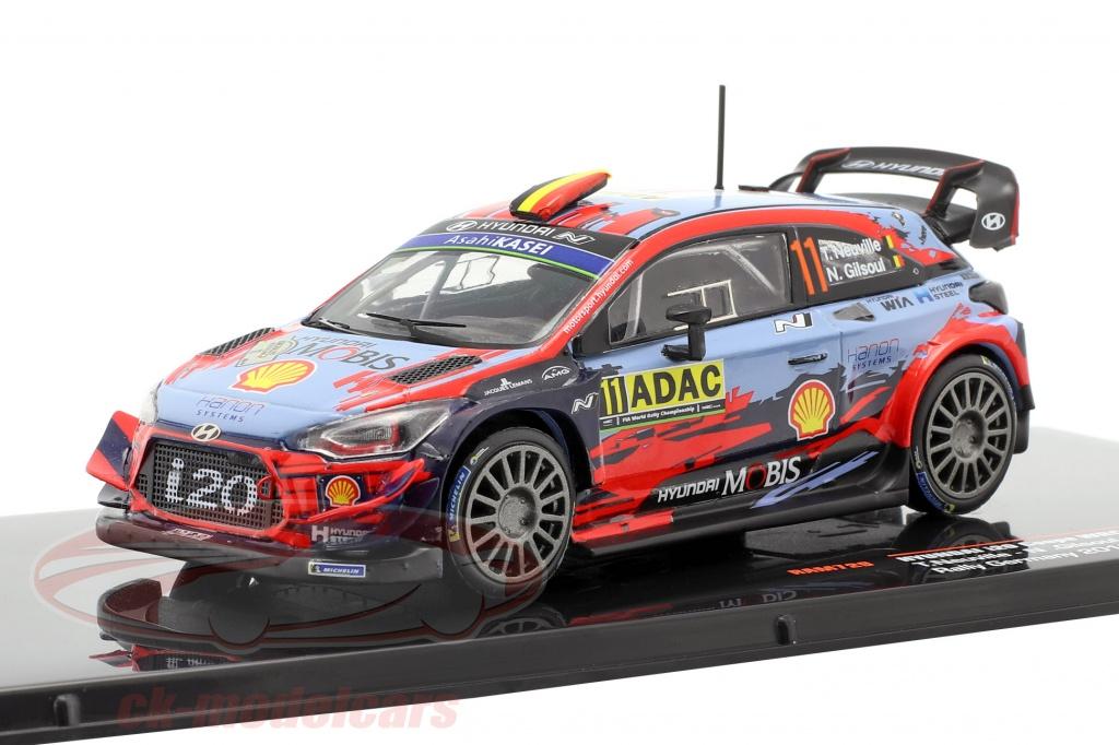 ixo-1-43-hyundai-i20-coupe-wrc-no11-4th-rallye-deutschland-2019-neuville-gilsoul-ram729/