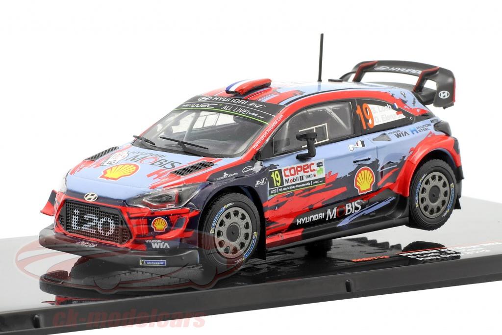 ixo-1-43-hyundai-i20-coupe-wrc-no19-3-rallye-chile-2019-loeb-elena-ram713/