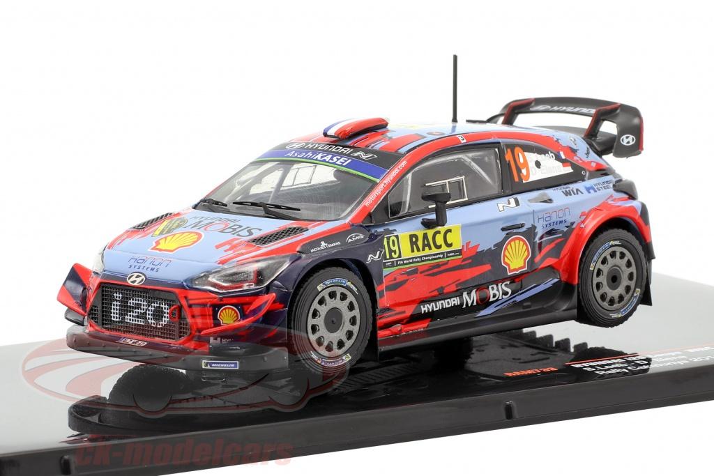 ixo-1-43-hyundai-i20-coupe-wrc-no19-4to-rallye-catalunya-2019-loeb-elena-ram733/