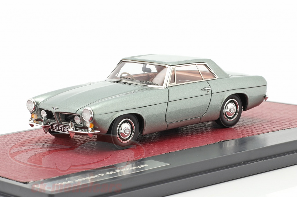 matrix-1-43-jensen-p-66-prototype-year-1964-green-metallic-mx41002-131/