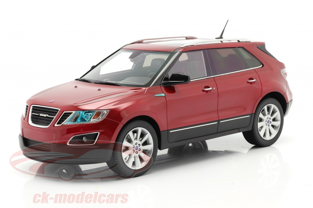 dna-collectibles-1-18-saab-9-4x-year-2011-red-dna000032/