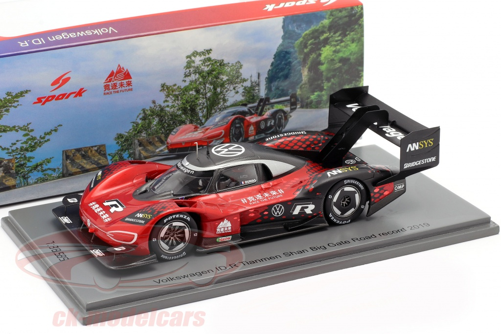 spark-1-43-volkswagen-vw-idr-tianmen-shan-big-gate-road-record-2019-r-dumas-s7830/