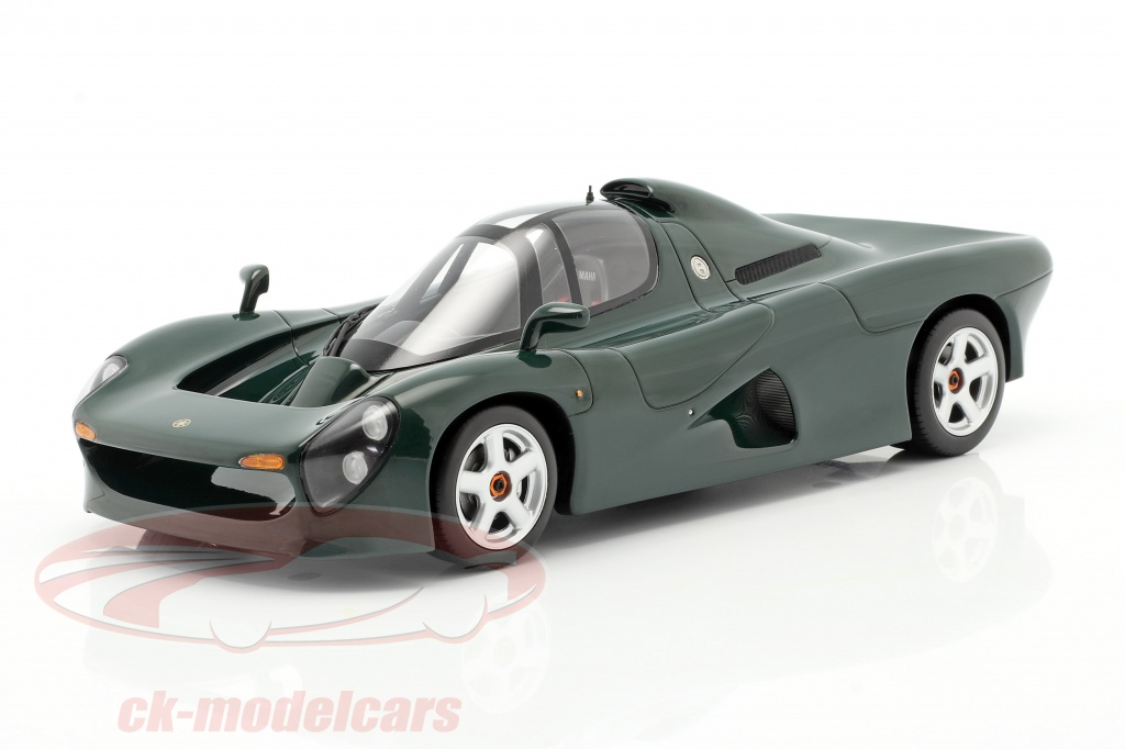 spark-1-18-yamaha-ox99-11-presentatie-auto-1992-donkergroen-18s362/