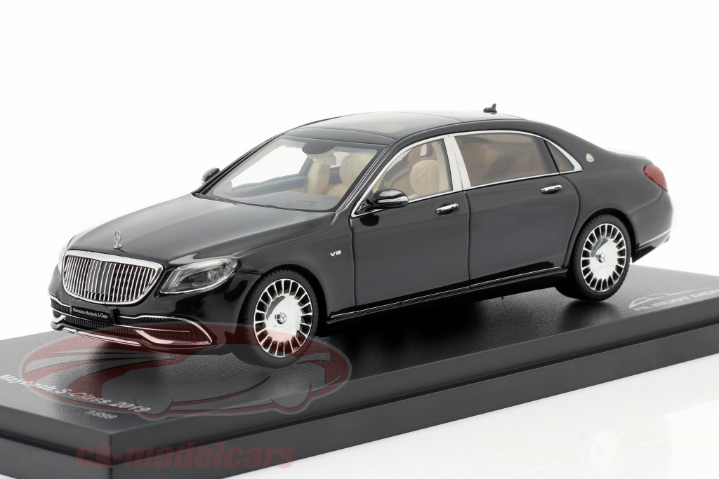 almost-real-1-43-mercedes-maybach-s-klasse-2019-obsidian-sort-alm420112/