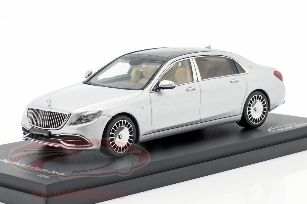 almost-real-1-43-mercedes-maybach-clase-s-2019-iridium-plata-alm420113/