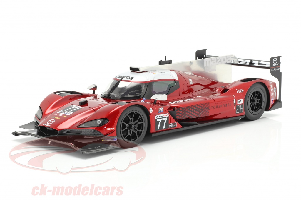 true-scale-1-18-mazda-rt-24p-no77-vincitore-mobil-1-sportscar-gp-imsa-2019-team-joest-ts0274/