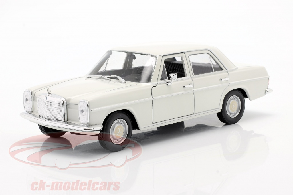 welly-1-24-mercedes-benz-220-8-w115-creme-blanc-24091cr/