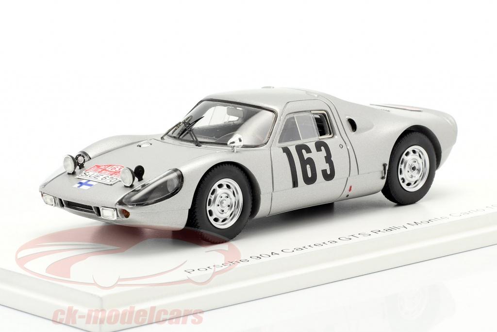 spark-1-43-porsche-904-carrera-gts-no163-rallye-monte-carlo-1965-toivonen-jaervi-s0906/