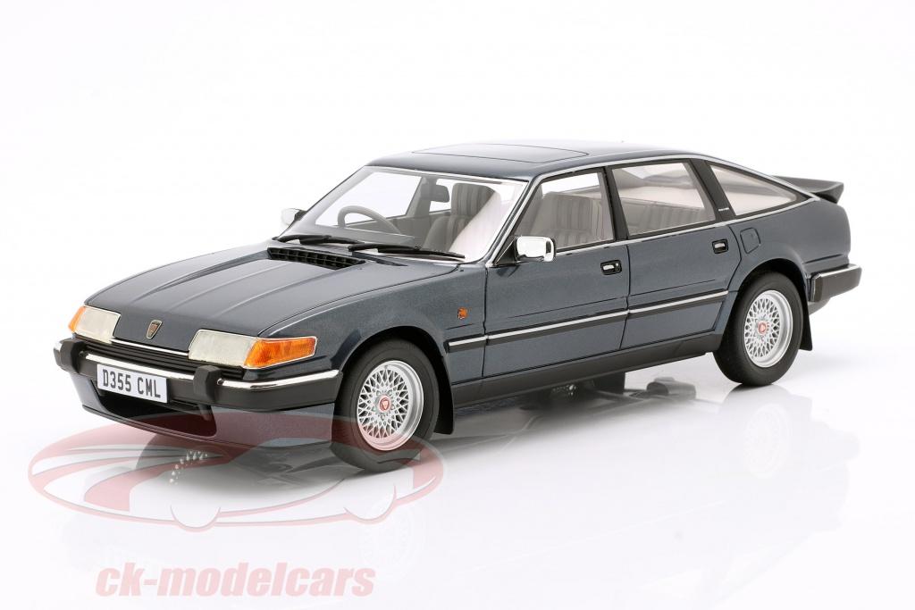 cult-scale-models-1-18-rover-3500-vitesse-annee-de-construction-1985-bleu-metallique-cml101-2/