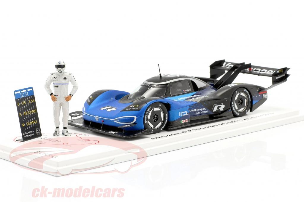 spark-1-43-volkswagen-vw-idr-nuerburgring-electric-lap-rekord-2019-dumas-s7820/