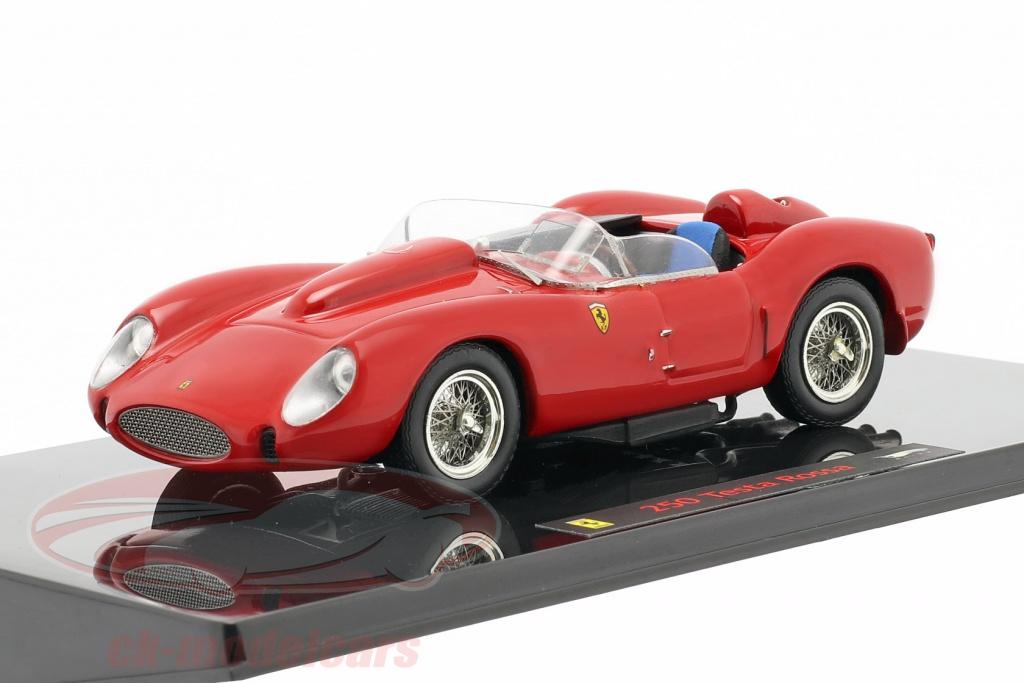hotwheels-elite-1-43-ferrari-250-testa-rossa-anno-1958-rosso-rosso-n5593/