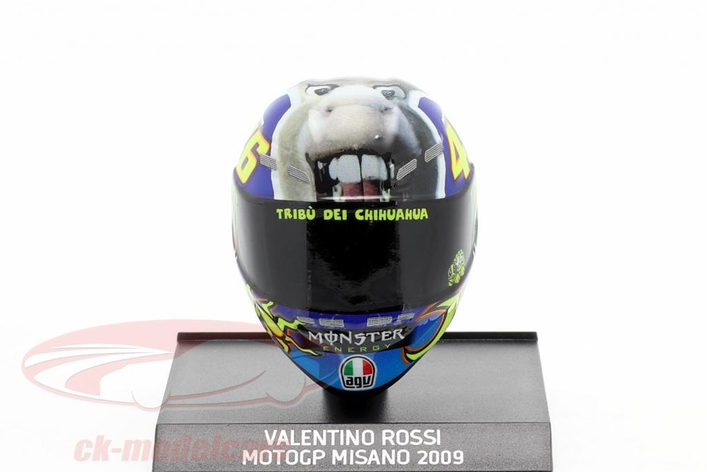 minichamps-1-10-valentino-rossi-vinder-misano-motogp-verdensmester-2009-agv-hjelm-315090056/