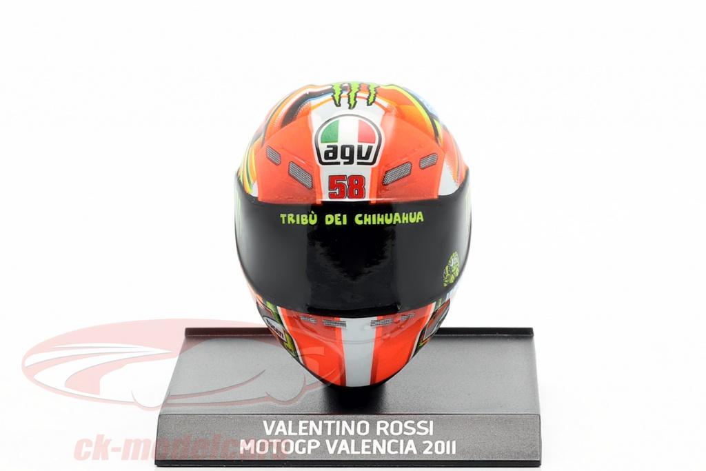 minichamps-1-10-valentino-rossi-motogp-valencia-2011-agv-hjelm-315110066/