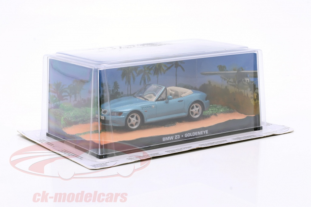 ixo-1-43-bmw-z3-james-bond-movie-car-goldeneye-light-blue-metallic-ck62212-ohne-figuren/