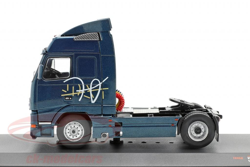 Volvo FH 12 1997-1:43 IXO   *NEU* metallic-dunkelblau