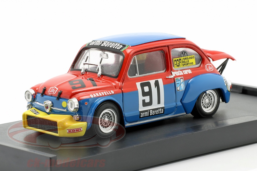 brumm-1-43-fiat-abarth-1000-no91-coppa-carri-monza-1973-arnighini-r559/