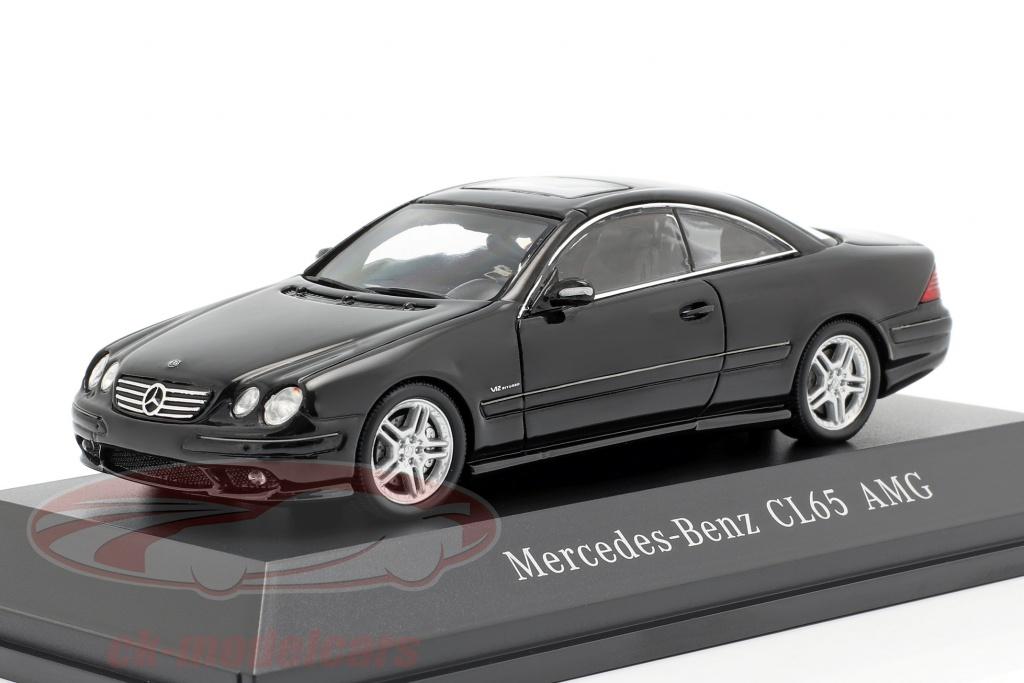 spark-1-43-mercedes-benz-cl65-amg-bouwjaar-2000-zwart-b66041046/