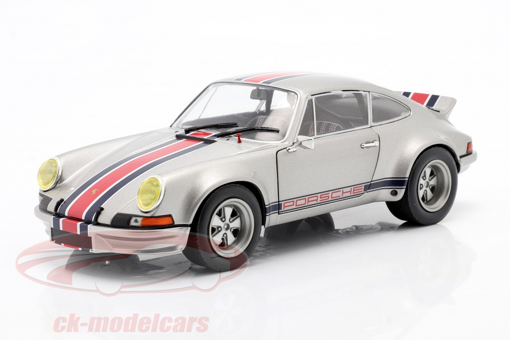 solido-1-18-porsche-911-rsr-ano-de-construccion-1973-gris-plata-metalico-s1801112/