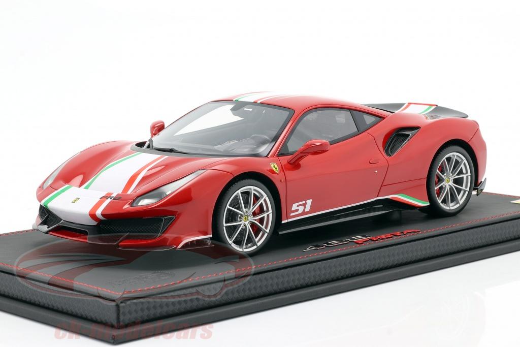 bbr-models-1-18-ferrari-488-pista-piloti-bouwjaar-2018-rood-p18160a/