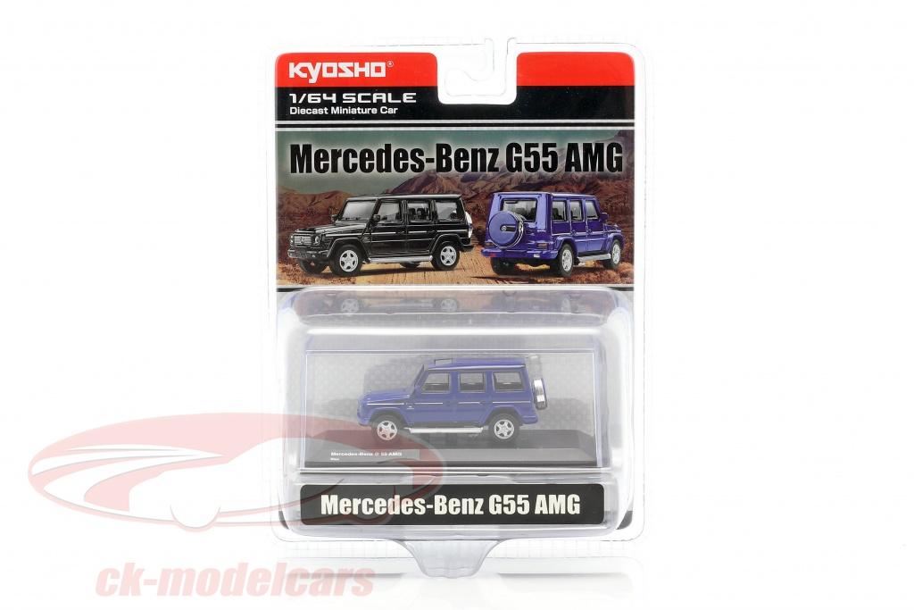 kyosho-1-64-mercedes-benz-g55-amg-bleu-7021g8b/