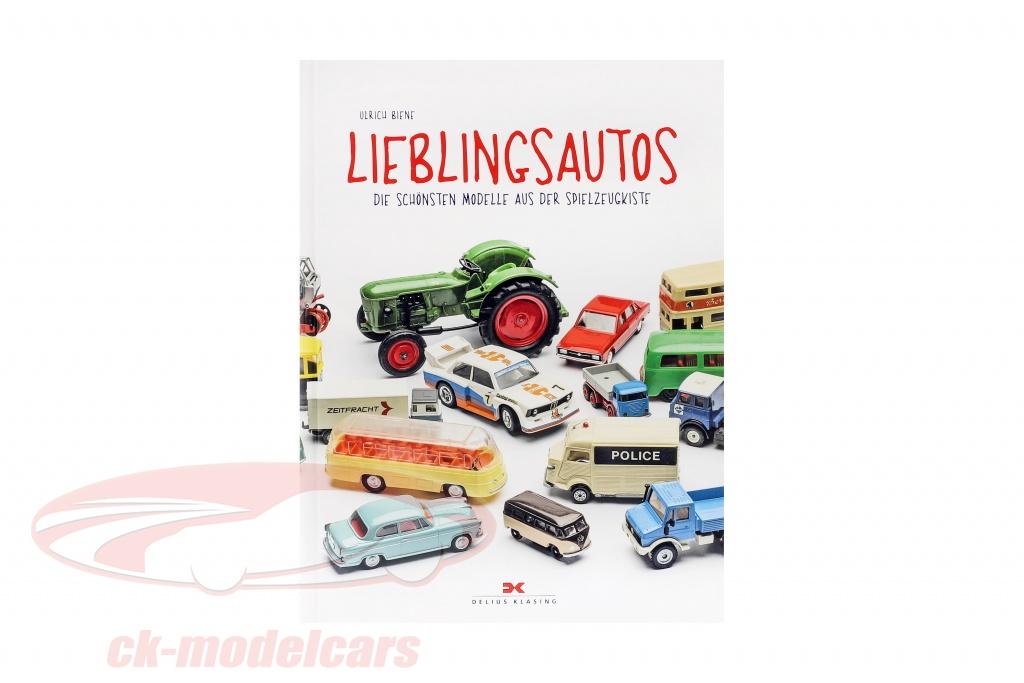 boek-favoriete-autono39s-van-ulrich-biene-978-3-667-11400-6/