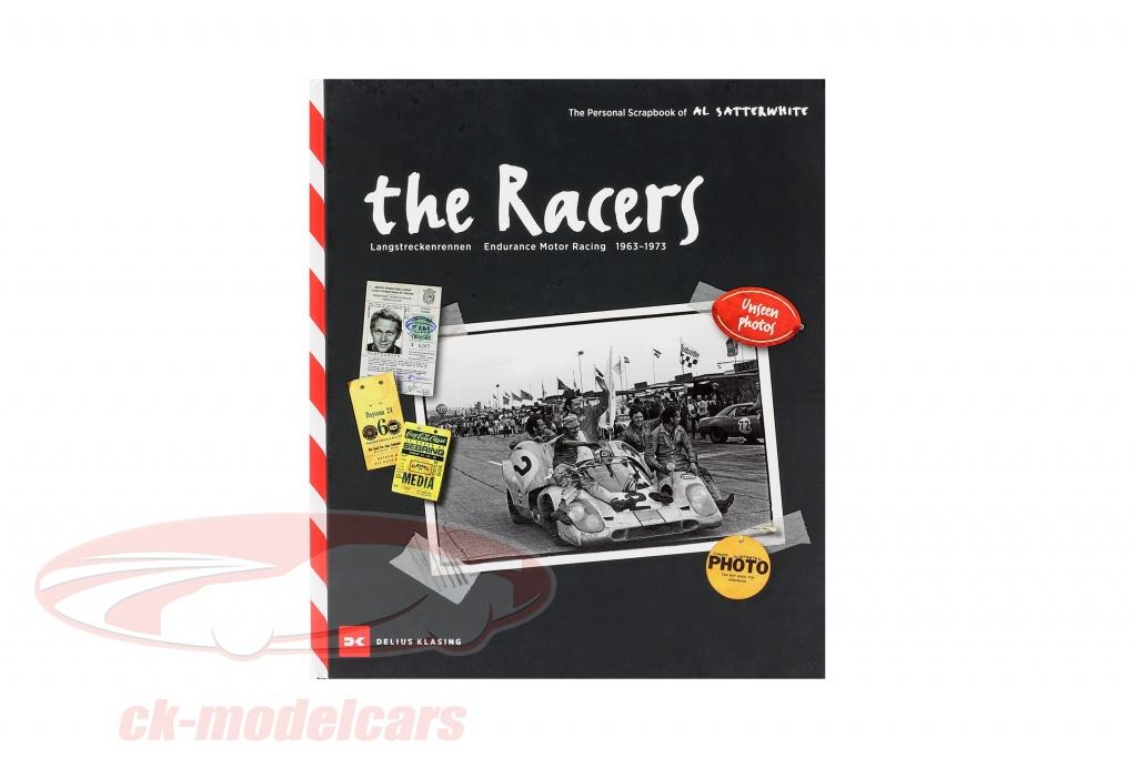 buch-the-racers-von-al-satterwhite-978-3-667-11856-1/