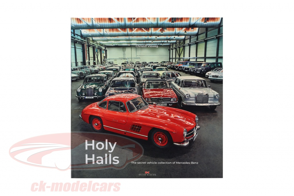 book-holy-halls-from-christof-vieweg-978-3-667-11667-3/