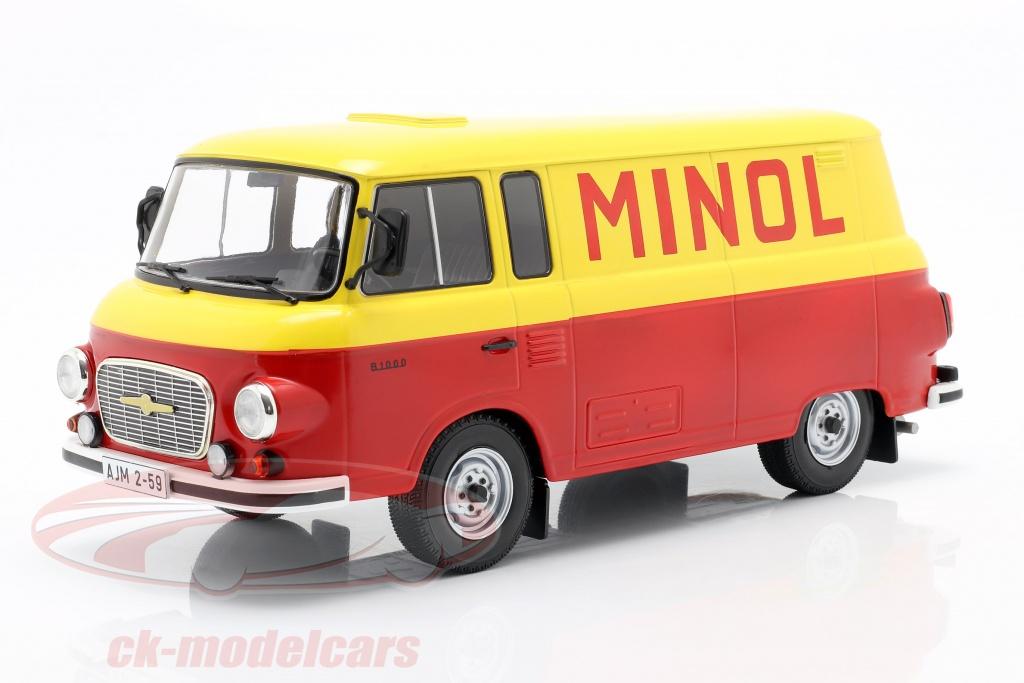 modelcar-group-barkas-b-1000-kastenwagen-minol-giallo-rosso-1-18-mcg18210/