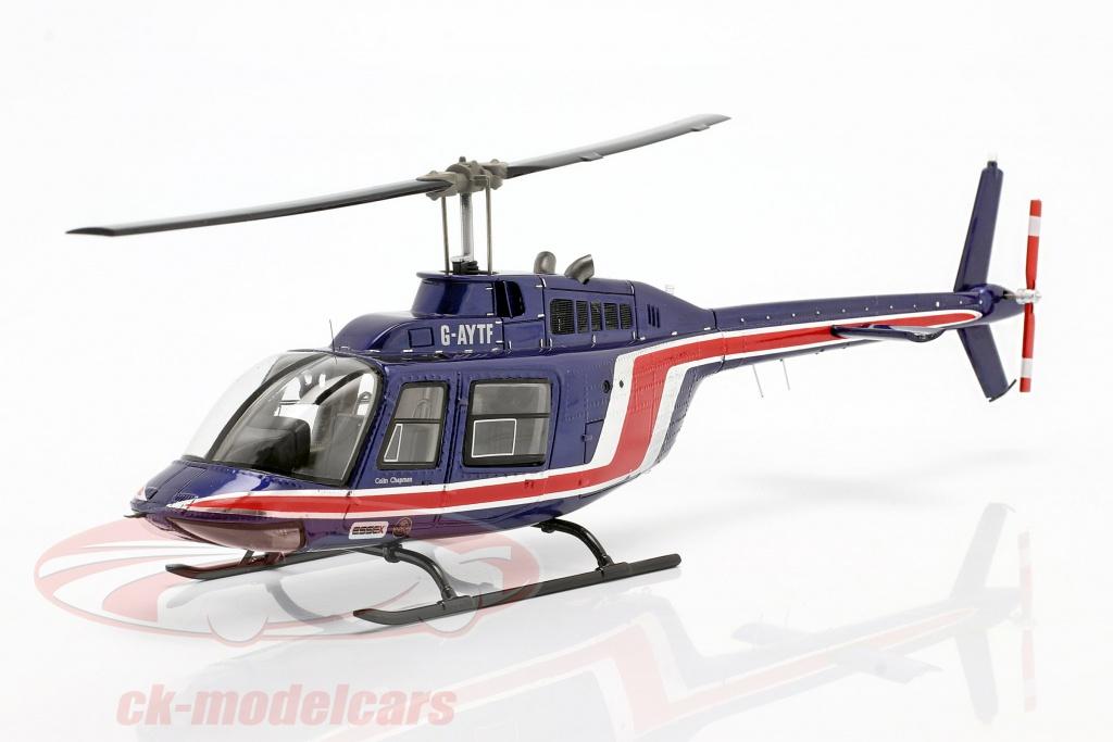 spark-1-43-team-lotus-de-formule-1-1981-helicopter-essex-equipe-bleu-rouge-s1773/