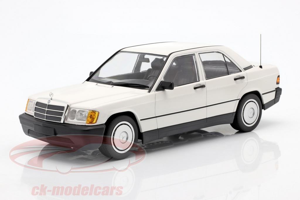 minichamps-1-18-mercedes-benz-190e-201-year-1982-white-155037002/