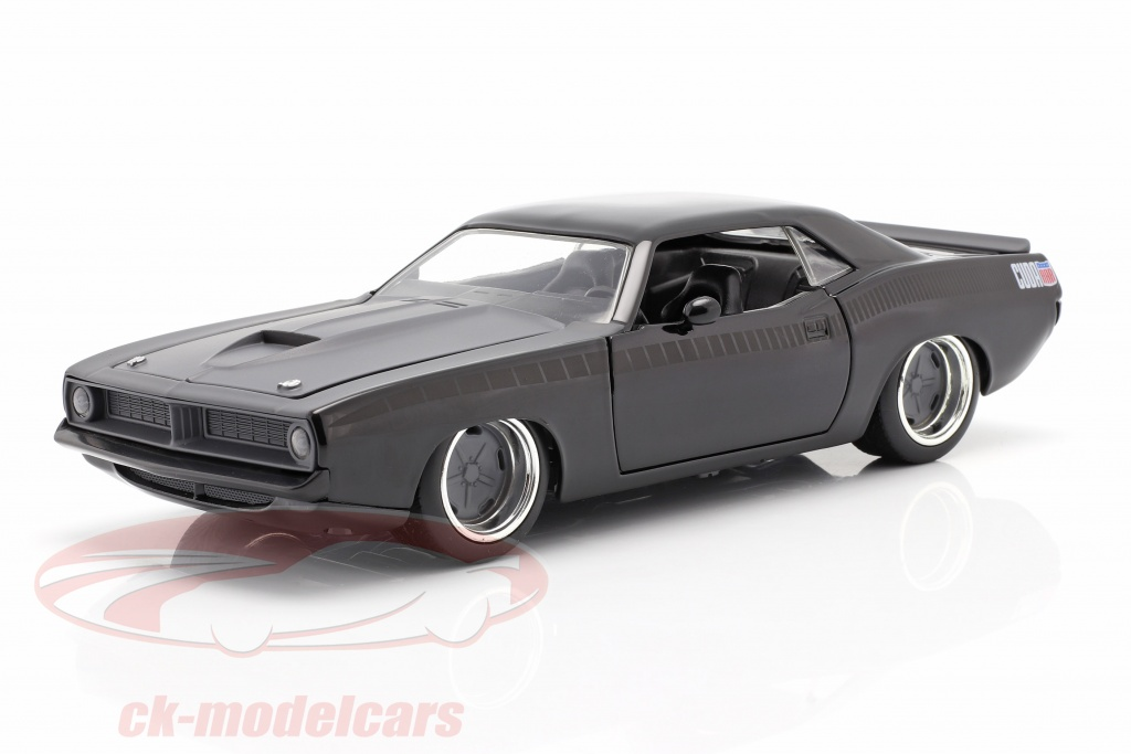 jadatoys-1-24-lettys-plymouth-barracuda-1970-fast-furious-7-2015-sort-253203031/