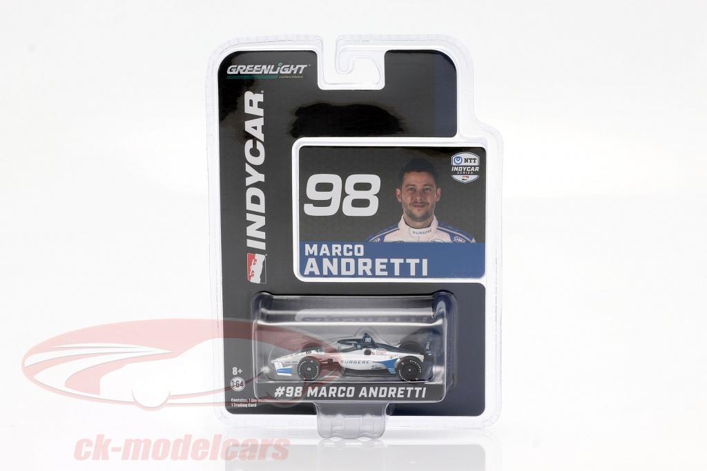 greenlight-1-64-marco-andretti-honda-no98-indycar-series-2020-andretti-herta-autosport-10877/
