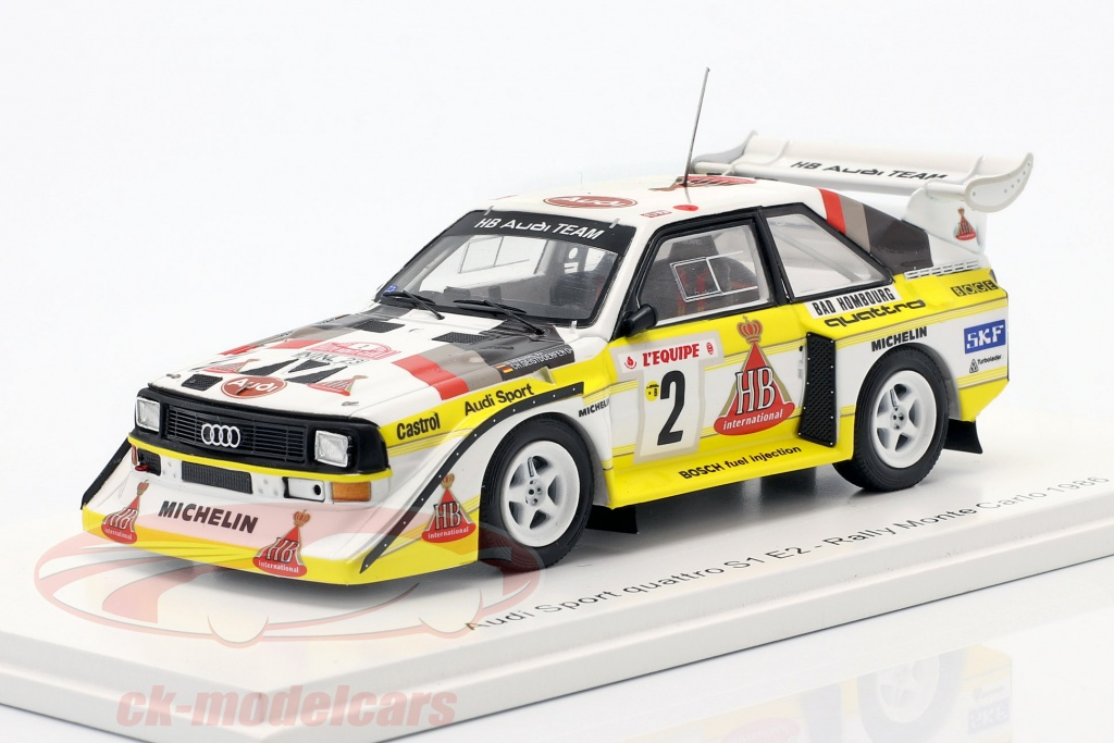 spark-1-43-audi-quattro-s1-no2-4e-rallye-monte-carlo-1986-roehrl-geistdoerfer-s5190/