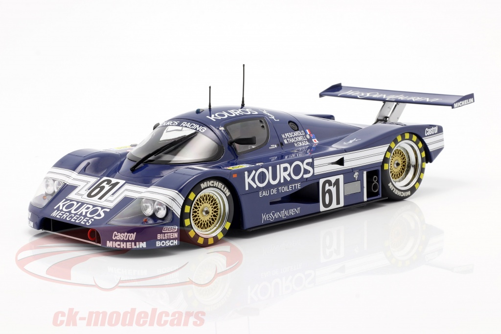minichamps-1-18-sauber-mercedes-c9-no61-24h-lemans-1987-kouros-racing-155873561/