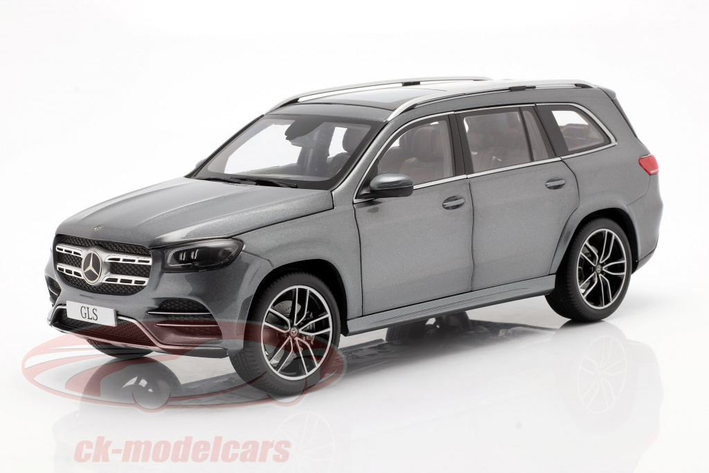 jadi-modelcraft-1-18-mercedes-benz-gls-class-x167-year-2019-selenite-grey-jaditoys-b66960623/
